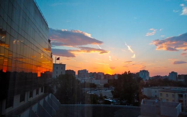 Good night Tirana
