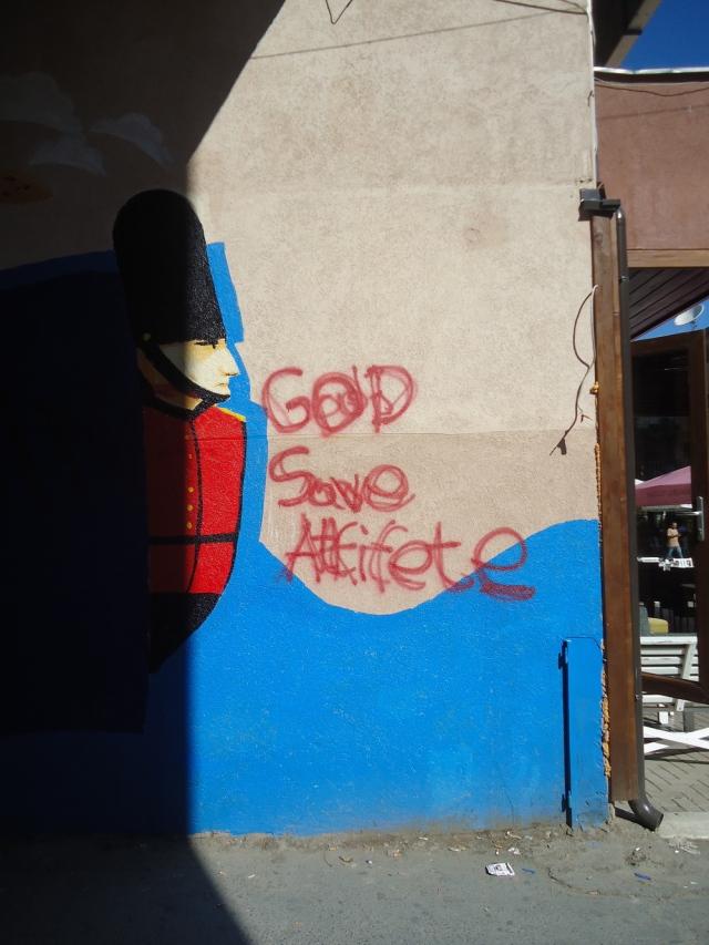 Challenging the status quo: God Save Atifete (President of Kosovo)