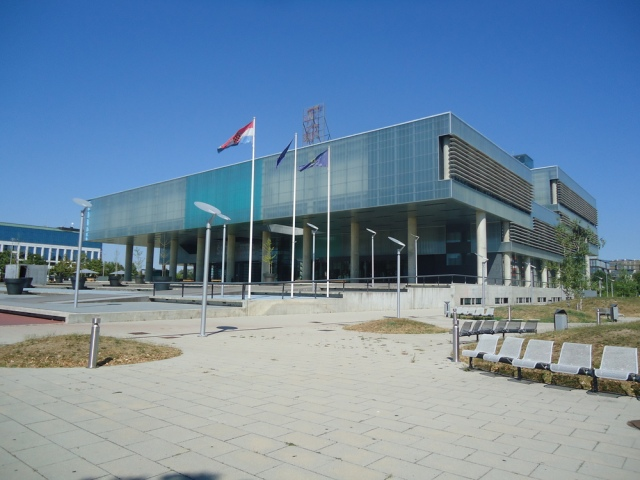 Museum of Contemporary Art, Zagreb. Opened in 2009.