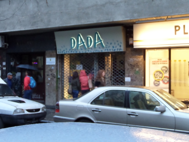 Dada is present in Romania...