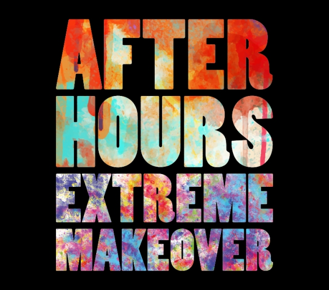 Aberdeen Art Galllery After Hours: Extreme Makeover  Friday, March 27, 6:30-10 - over 18s only