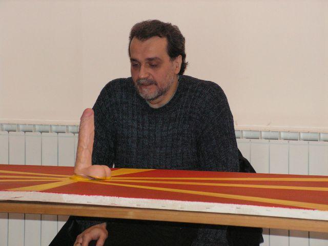 Aleksandar Stankovski,  Penetration in EU , 2005